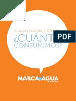 El Agua y los Ecuatorianos