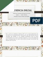 AUDIENCIA INICIAL - Prácticas Forenses de Derecho Social.pptx