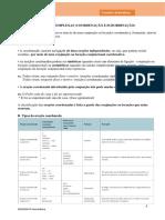 Frases Complexas (Revisão Geral)