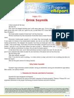 00217 HealingHabit31 Drink Soymilk
