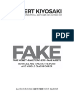 Fake Money Fake Teachers Fake Assets