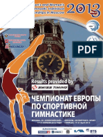 Full Result Book ECh Moscow