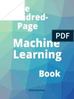 The Hundred-page Machine Learning Book - Andriy Burkov
