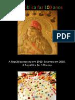 Historia Republica.faz.100anos