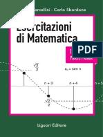 Esercitazioni Di Matematica Paolo Marcellini Carlo Sbordone