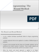 Lecture 06 - Branch & Bound