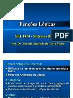 Aula 1 - Funcoes Logicas
