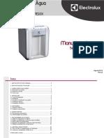 Manual de Servicos Purificador Agua Electrolux PE10B-PE10X