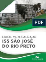Edital verticalizado - Concurso SJRP