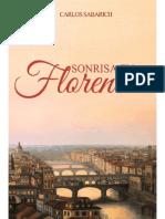 Sonrisa en Florencia - Carlos Sabarich.alba