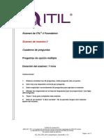 ES_ITIL4_FND_2019_SamplePaper2_QuestionBk_v1.0.1