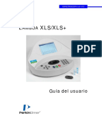 Instructivo Operacion Espectrofotometro UV- VIS 1700 SHIMADZU