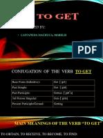 Lexicologia Verbo Get-final