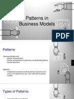 Busines Model Patterns