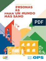 plan mundial de salud