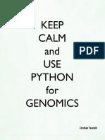Genomics for dummy's