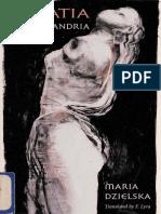 DZIELSKA MARIA 1996 Hypatia of Alexandria (Harvard University Press)