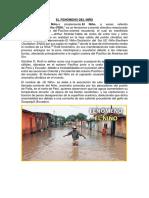 El Fenomeno Del El Niño