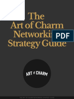 Art of Charm Networking Strategy Guide