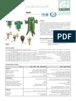 Separatoare magnetice de impuritati CALEFFI DIRTMAG.pdf