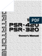 PSR420E