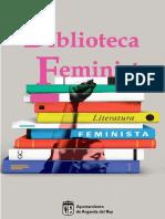 Biblioteca Feminista Guía de Lectura