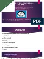 FABRICATION OF BRICK MANUFACTURING MACHINE-5.pptx