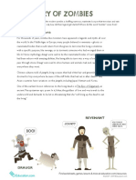History of Zombies