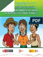 MANUAL Educación Ambiental Para Albergues en Zonas Rurales 2010