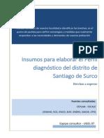 1.1 Diagnóstico Surco