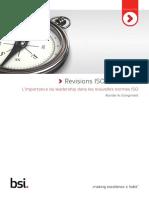 Livre Blanc Revisions ISO Importance Du Leadership