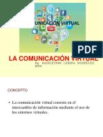 5. Comunicación Virtual
