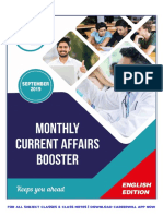 Current Affairs Booster Sept 2019 English.pdf