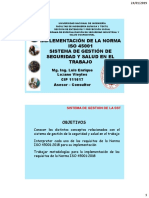 SGSST - ISO 45001