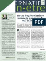 Magazine Alternatif Bien-etre n.155 - Aout 2019