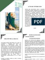 Rosario a San Judas Tadeo Tio Mario