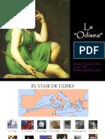 Oral de La Odisea Molina