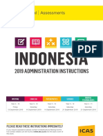 ICAS Administration Guide 2019 - General