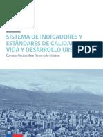 1. Propuesta Sistema de Indicadores y Estándares de Desarrollo Urbano