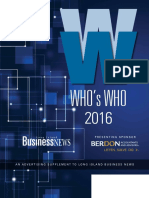 2016 Who's Who Guide