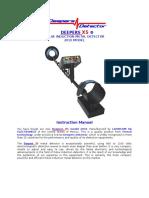 Deepers X5 - User Manual English