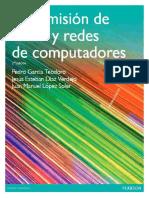 Transmision de Datos y Redes de computadores 2ED