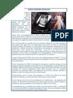 Biografía de Santa Faustina Kowalska y Otros Santos