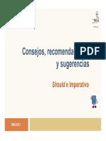 Ppp 021 Consejos y Sugerencias