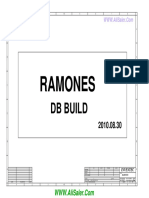 HP Probook 4530s 4730s HM65 DDR3 6050A2465501 Rev X01 Schematics