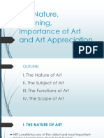 1_Art Appreciation PPT