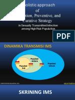 Dinamika transmisi IMS