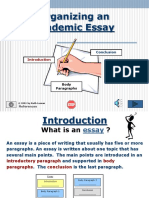Lesson 11 Introduction to Essay