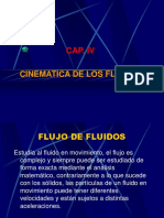 Cap Vi Cinematica de Los Fluidos