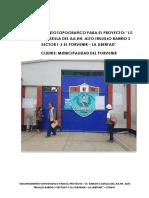 Informe Topografico Ramon Catilla
